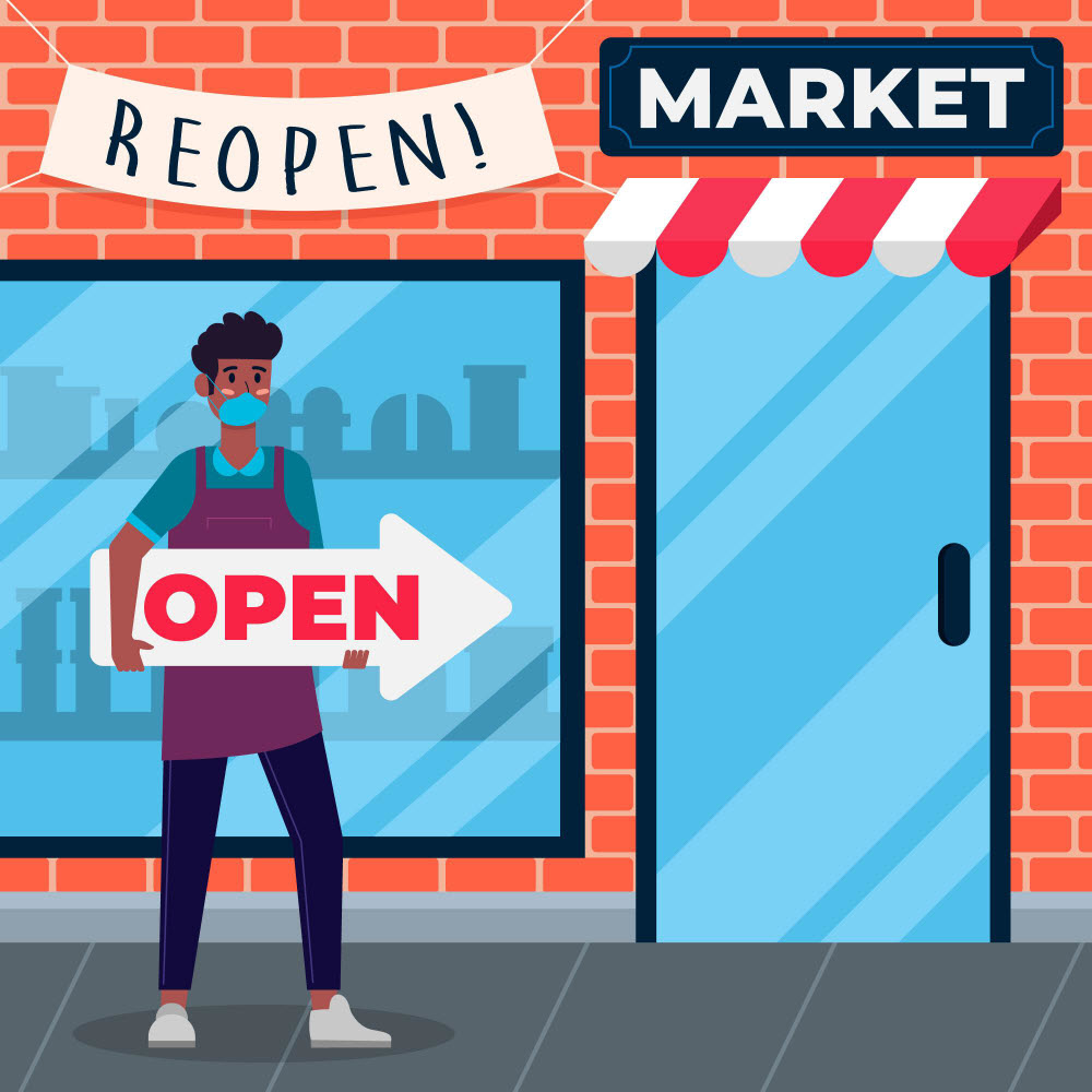 Re-open Small Business after Covid-19